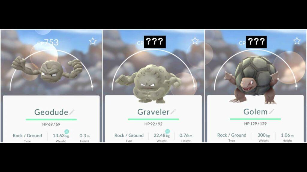 Pokemon GO Alolan Golem