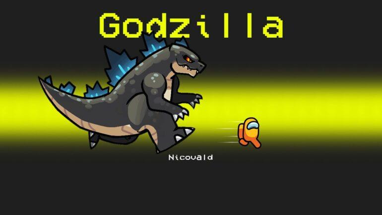 Among Us Godzilla Mod