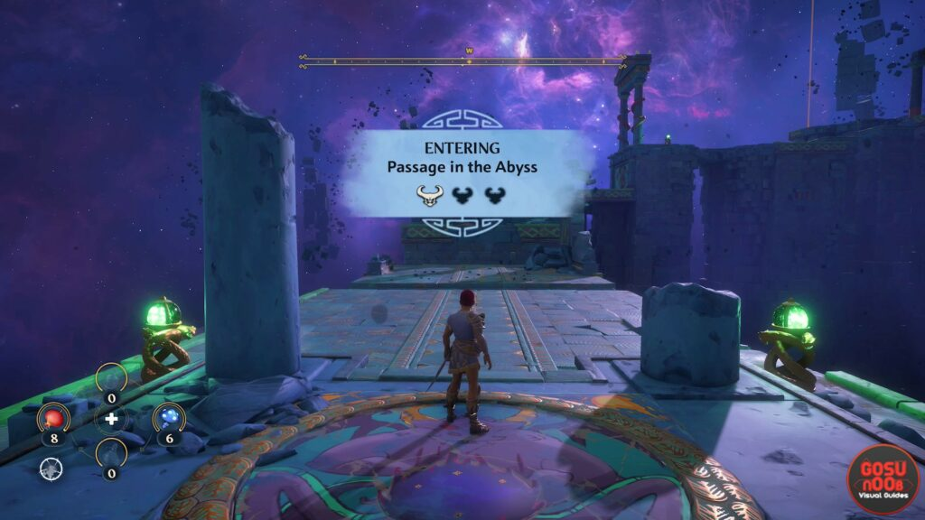 Immortals Fenyx Rising Passage in the Abyss