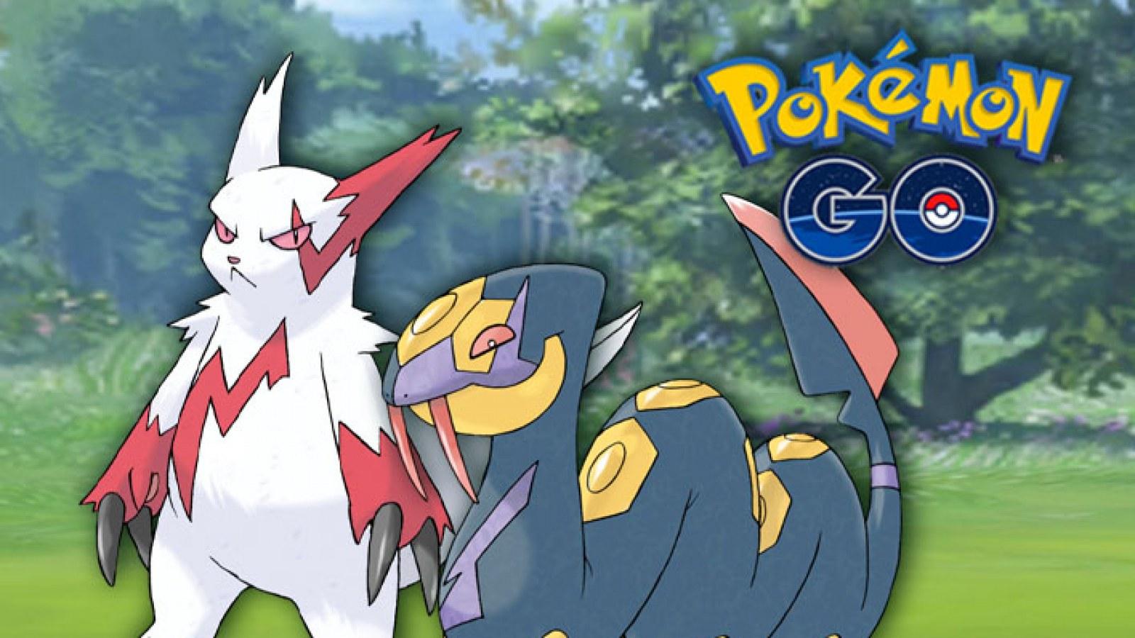 Best Pokemon to Defeat Zangoose