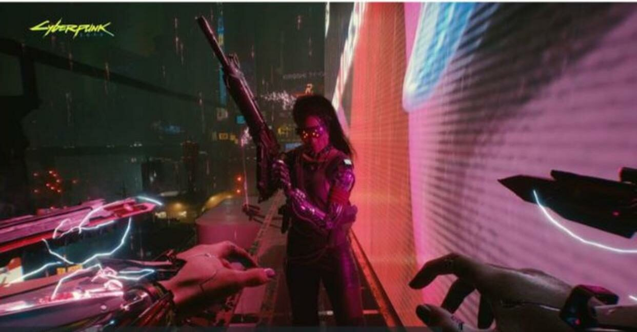 Cyberpunk 2077 I Fought the Law Quest