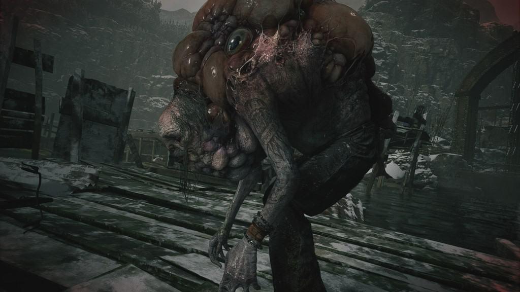 Resident Evil Village Salvatore Moreau Boss