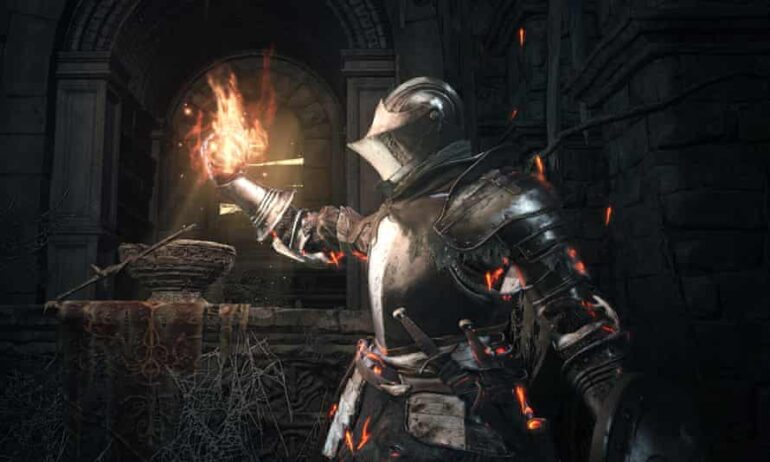 Dark Souls 3 Parrying