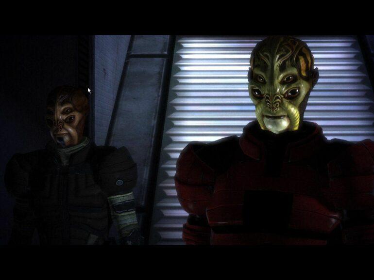 Mass Effect 1 Balak