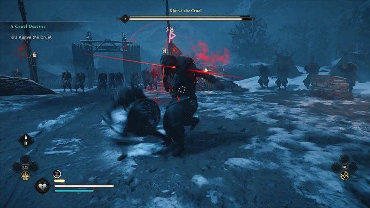 AC Valhalla A Cruel Destiny Quest Guide
