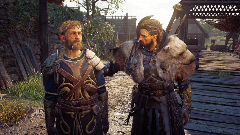 AC Valhalla Wrath of Druids Northern reach