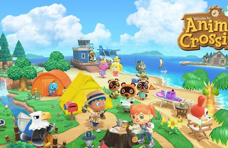 Animal Crossing New Horizons How to Link the Nook App with Your Switch