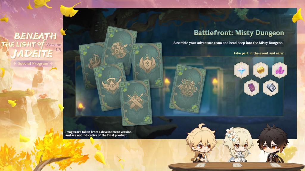 Battlefront Misty Dungeon genshin 1.5 1024x576 1