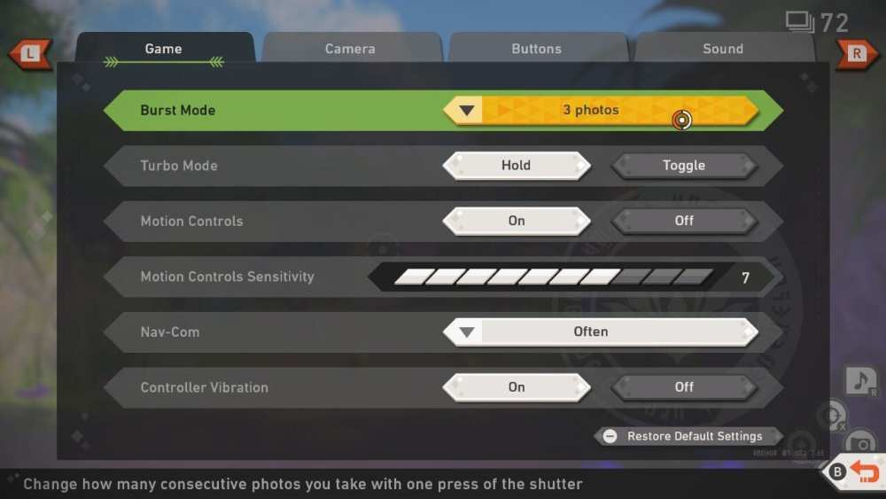 Burst-Mode-New-Pokemon-Snap