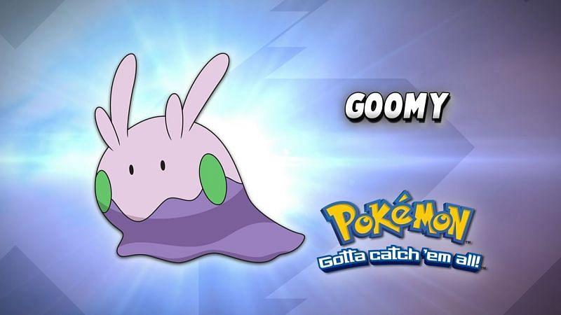 Catch Goomy in Pokemon Go