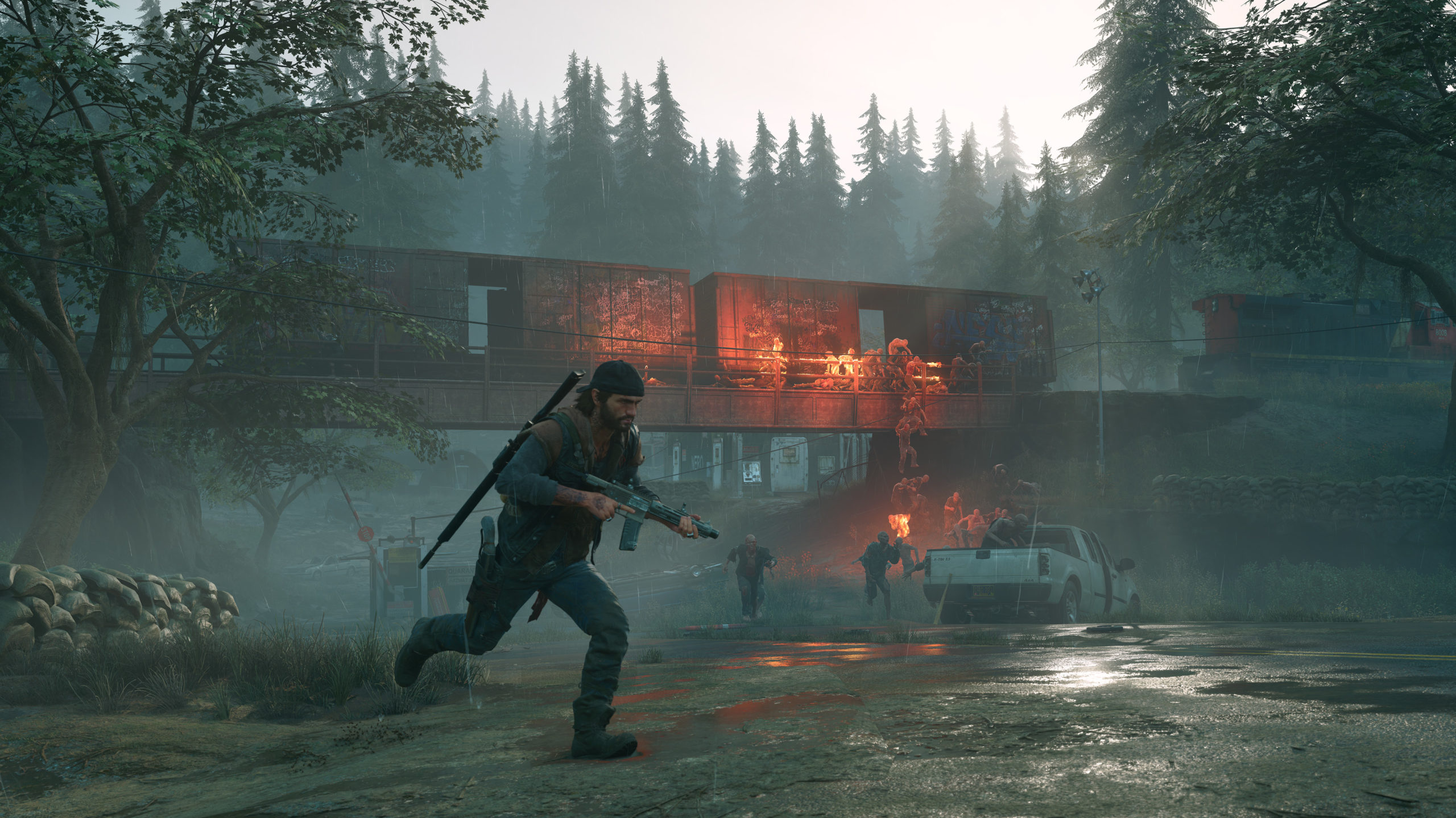 Days Gone Adds Up to the Steam's Bestsellers List in Very First Week of it's Release