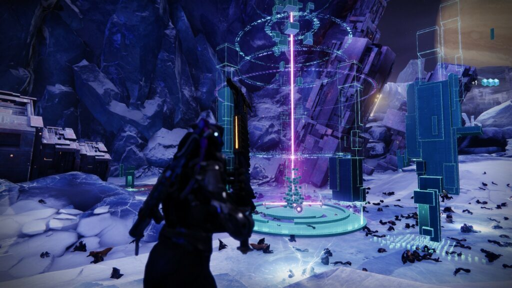 Destiny 2 Moon Override Mission