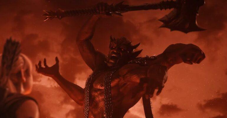Elder Scrolls Online Gates of Oblivion Trailer Mehrunes Dagon