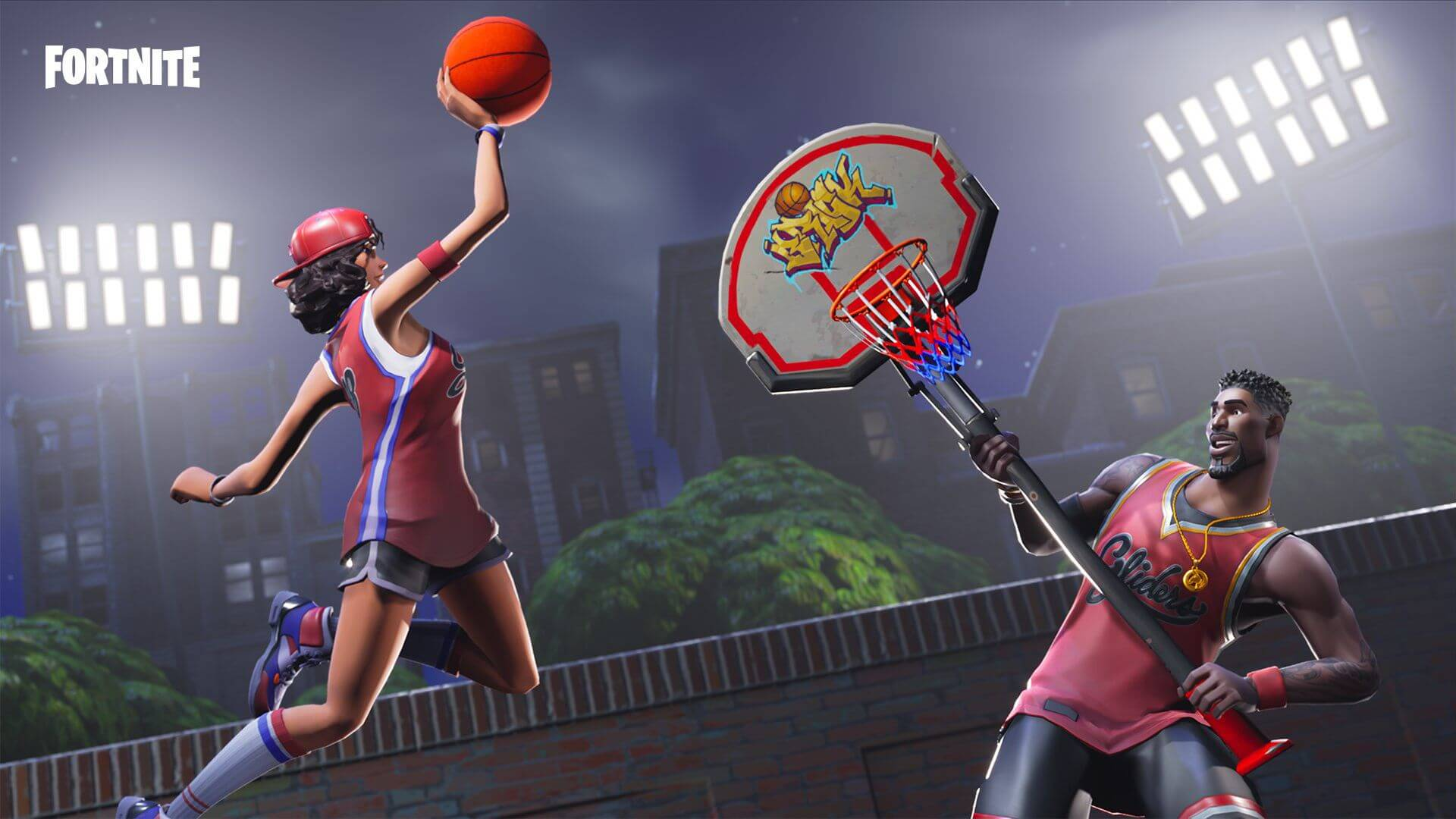 Fortnite NBA crossover latest updates