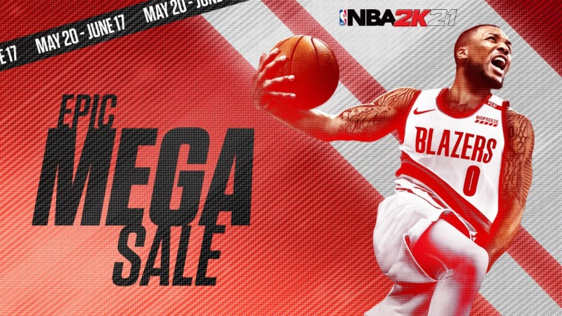 Get NBA 2K21 for free