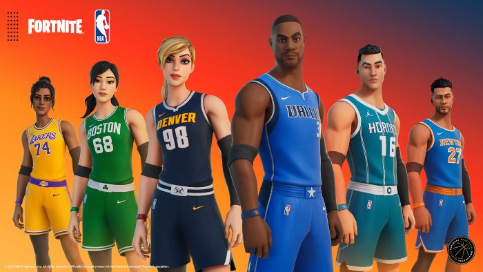How to Complete the Fortnite NBA The Crossover Challenges 1
