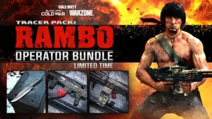 How to get Rambo and John McClane in Warzone Rambo Pack