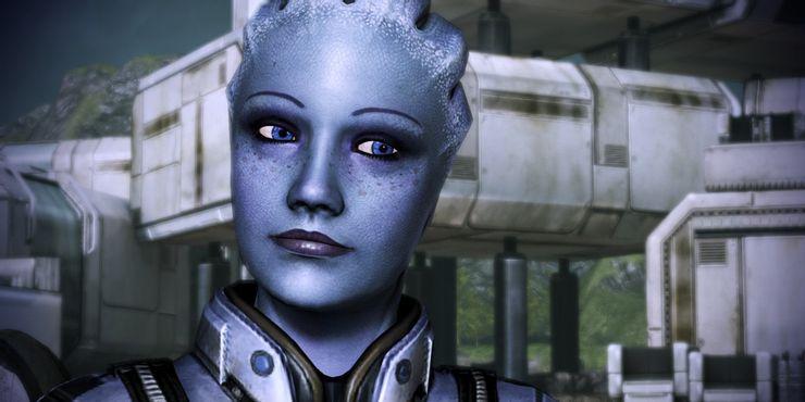 Mass Effect 3 Liara
