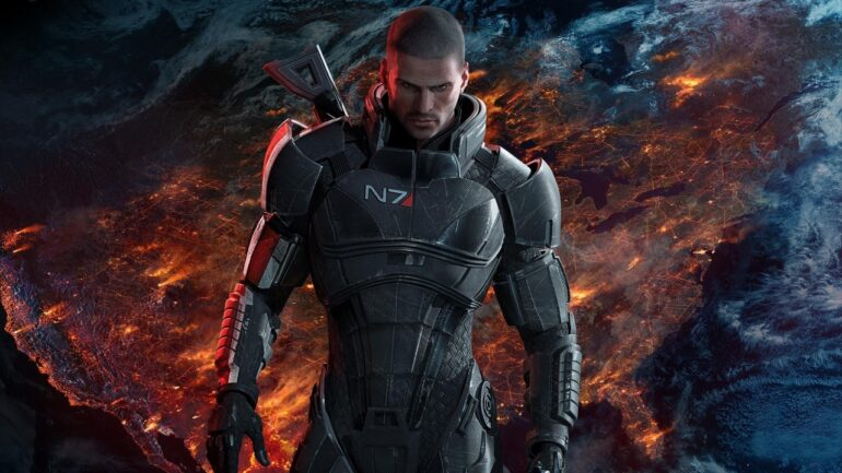 Mass Effect 3 Save Grant