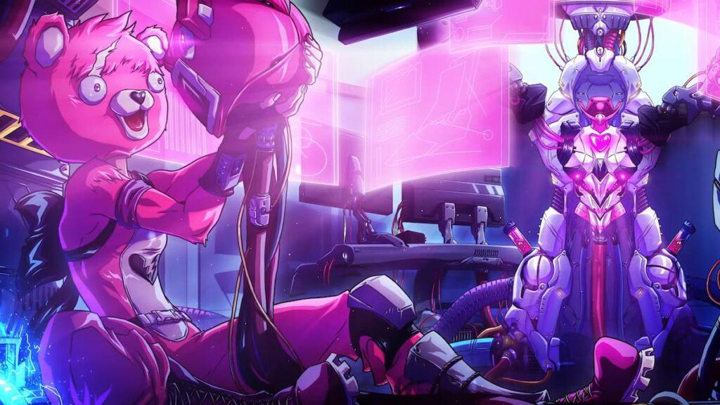 Mecha Cuddle Master lands in the Fortnite Crew in June 0 6 screenshot