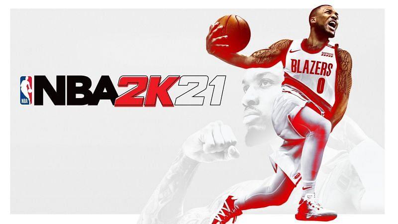 NBA 2K21 free on Epic Games