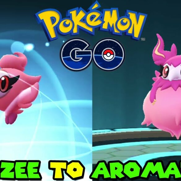 Pokemon Go Evolve Spritzee