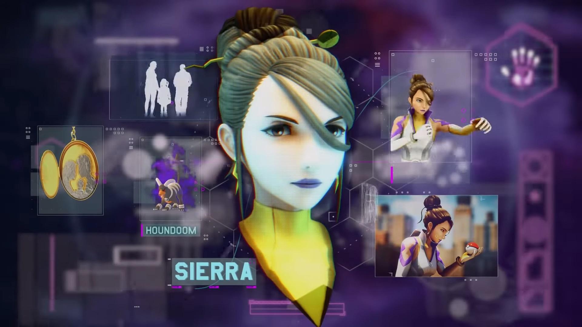 Pokemon Go Sierra