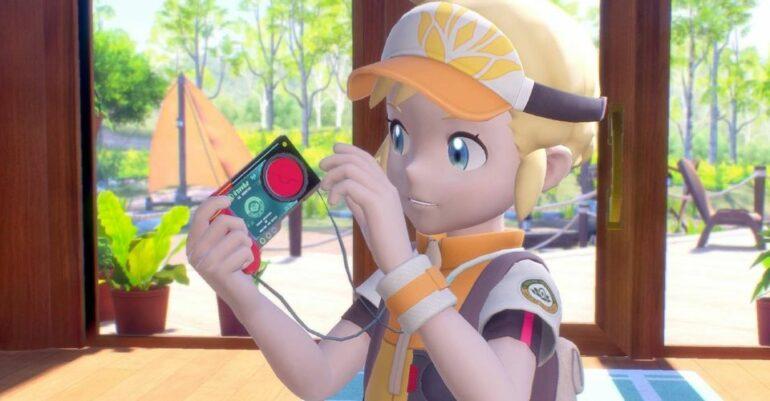 Pokemon Snap Camera