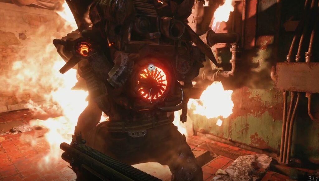 Resident Evil 8 Village Sturm Boss