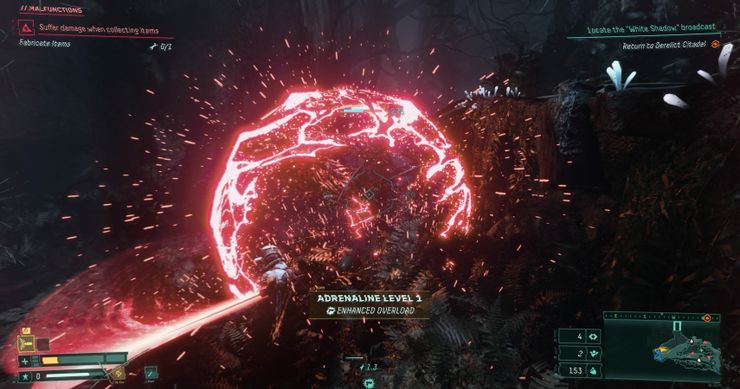 Returnal Destroy Shields
