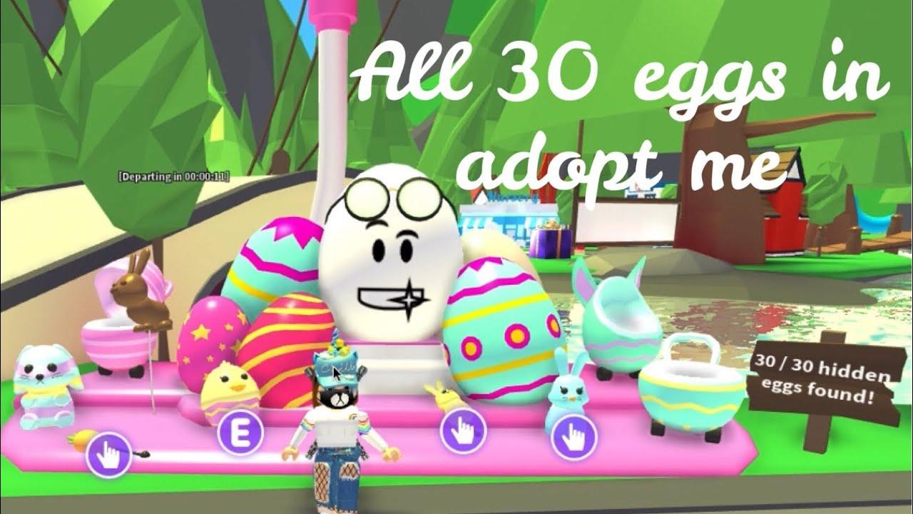 Roblox Adopt me Guide Rarest Eggs