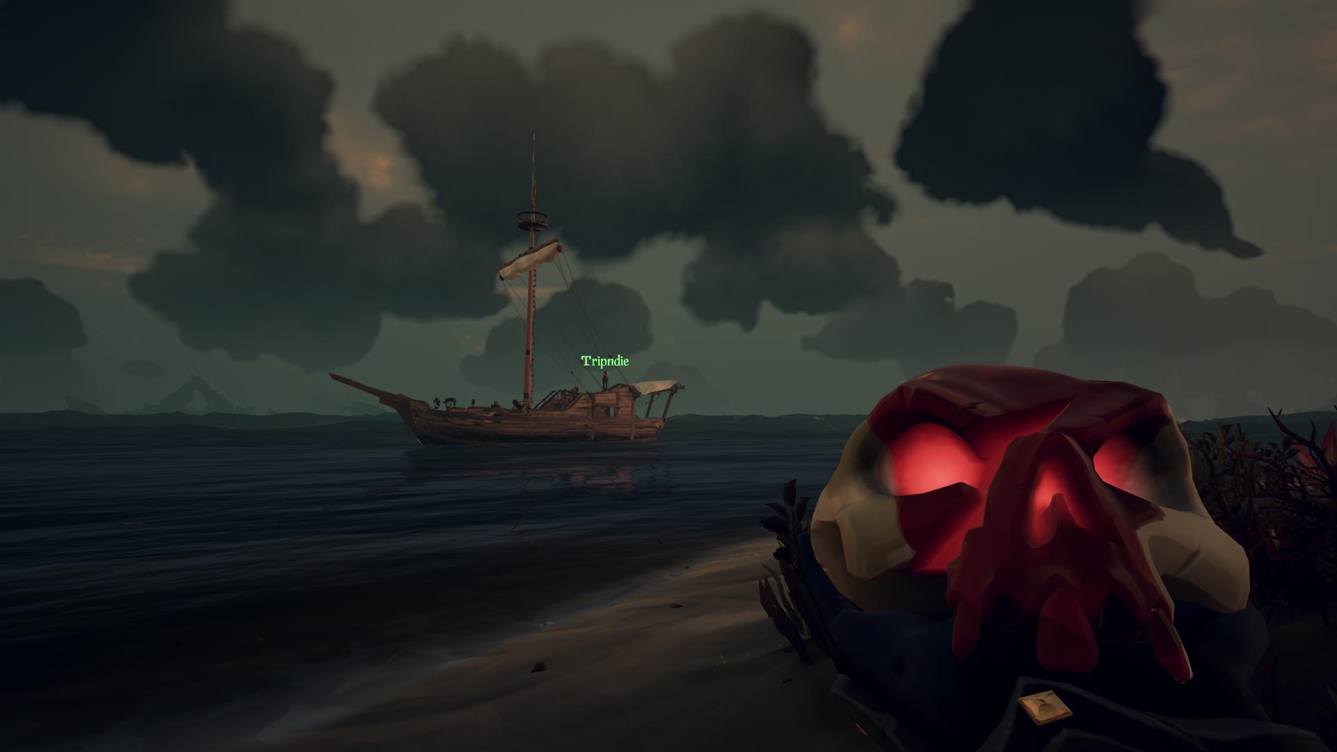 Sea of Thieves Ritual Skull