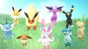 Syleveon in Pokemon Go