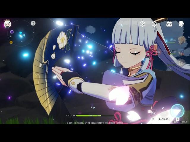 Who is Ayaka in Genshin Impact