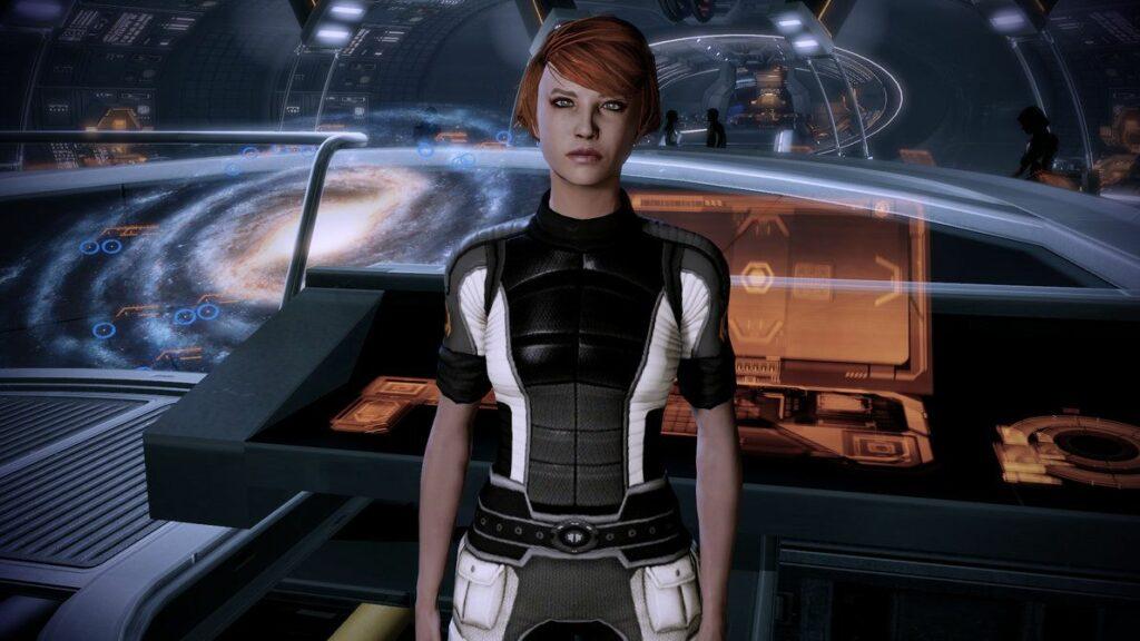 Mass Effect 2 Save Kelly