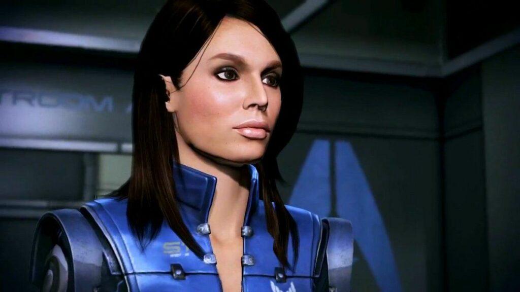 Mass Effect Romance Ashley