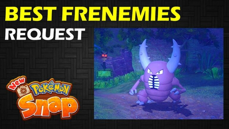 best frenemies in new pokemon snap