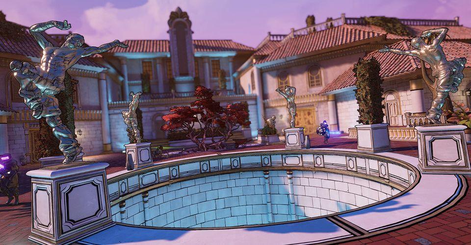 Borderlands 3 Revenge of Cartels mansion Puzzle