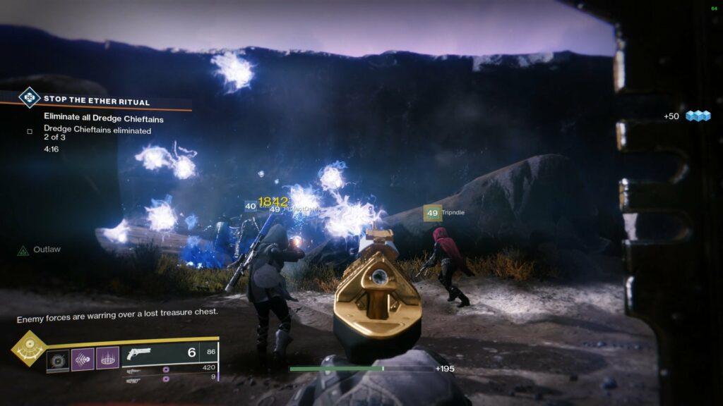 destiny 2 forsaken ether harvest heroic public event
