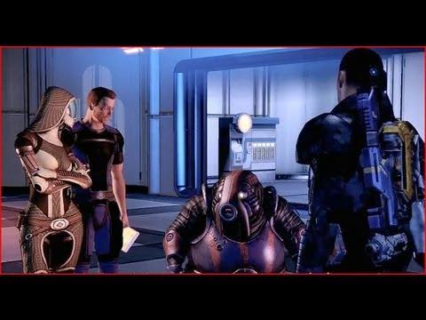Mass Effect 2 Crime in Progress Side Quest