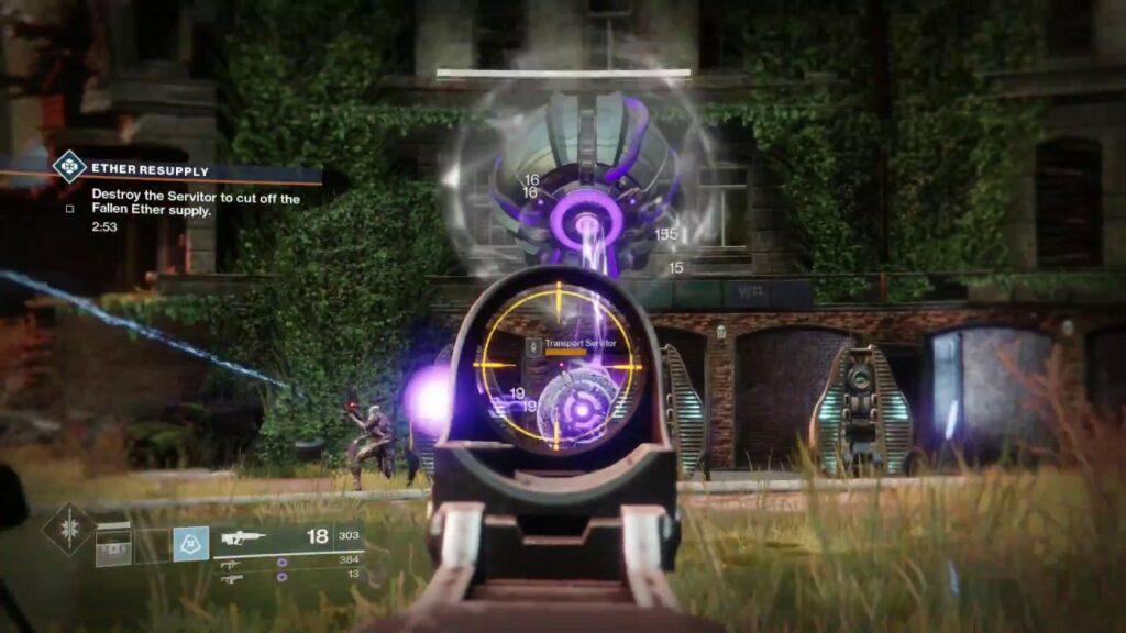 Destiny 2 get Ether