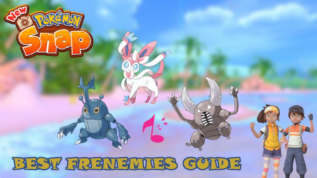 new-pokemon-snap-best-frenemies
