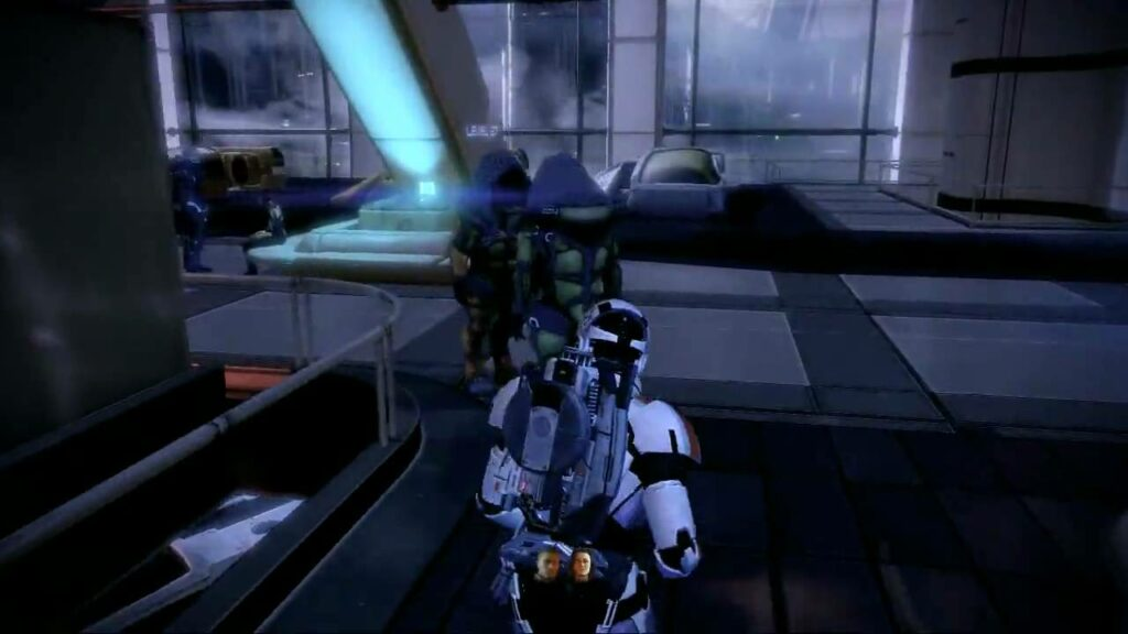 Mass Effect 2 Found Forged ID