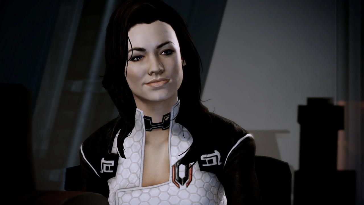 Mass Effect 3 Romance Miranda Lawson