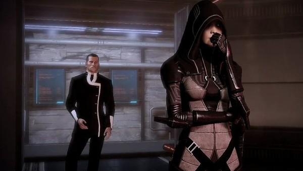 Mass Effect 2 Squad Loyalty