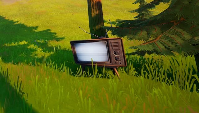 All Spooky TV Locations Fortnite