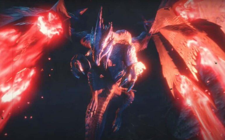 Crimson Glow Valstrax