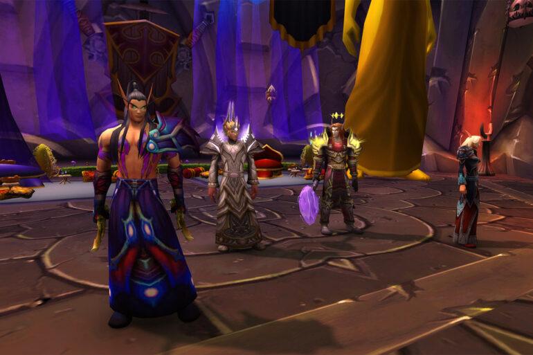 Everything on World of Warcraft Burning Crusade Classic
