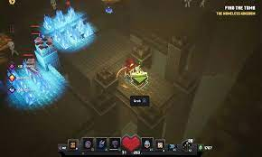 Lower Temple guide in Minecraft Dungeons