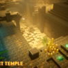 Minecraft Dungeons guide to the Lower Temple